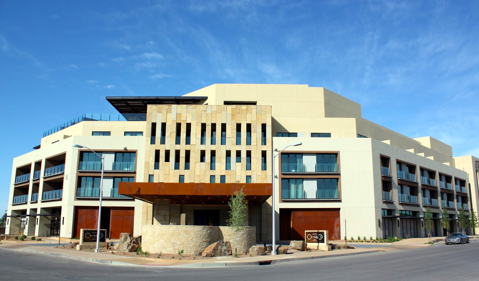 Hotel chaco grand opening news for 5 elements salon albuquerque