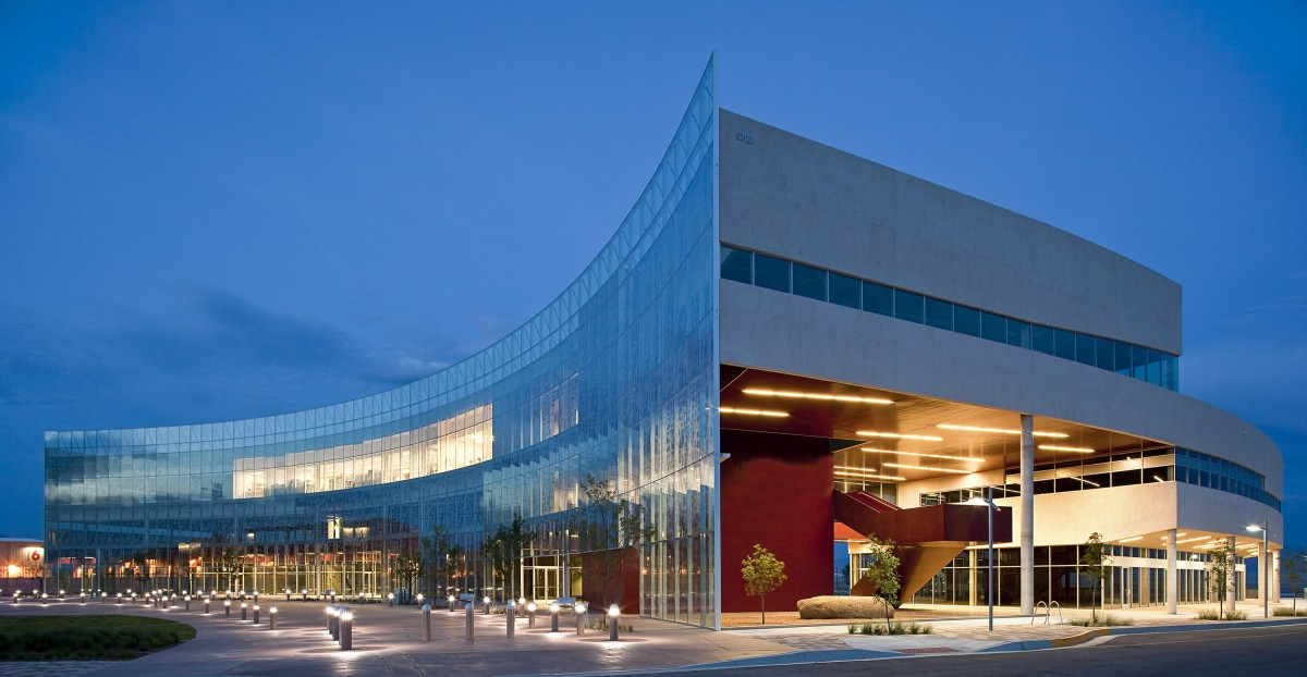 LEED Commercial Mesa del Sol Town Center | Klinger Constructors LLC